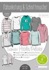 Schnittmuster Damen Mix & Match Sweater Pullover Gr. 32 - 58