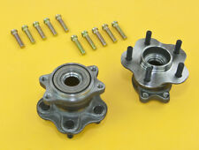 Rear Wheel Bearing 5-Lug Conversion Hub W/ Extended Studs For Silvia 300ZX