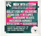 (GR491) Music With Attitude Volume 82, 14 tracks - 2006 Rock Sound CD