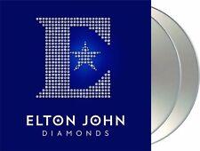 "Elton John ""diamonds - the ultimate greatest hits"" 2CD NEU Album 2017"