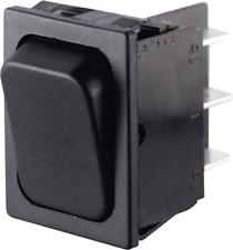 Marquardt Wippschalter 01834.3402-00 250 V/AC 6 A 2 x Ein/(Ein) IP40 tastend 1 S