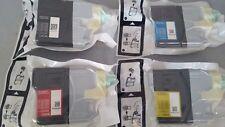 NEW Genuine Brother LC61 Innobella Black/Magenta/Yellow/Cyan Ink Cartridges