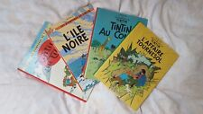 BD Tintin Lot série B impeccable 🔥🔥🔥
