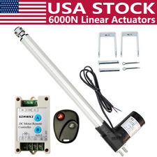 Us 18 6000n 12v Linear Actuator With Forward Reverse Controller For Auto Medical