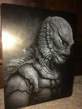 Creature From The Black Lagoon 3D Blu Ray Steelbook Uk Excellent Condition