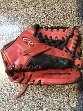 "Rawlings ""Red"" Gold Glove Elite 11.5"