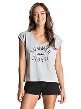 Roxy Guerrero Locals Dreamer Heritage Heather Sz Small T- Shirts ERJZT03830