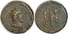 POSTUME Double sesterce FIDES  MILITVM +261 TREVES RIC.123