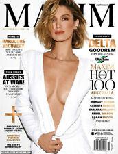 MAXIM AUSTRALIA Magazine - November 2020 ISSUE 112 Delta Goodrem - NEW
