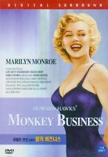 Monkey Business (1952) / Marilyn Monroe, Cary Grant / New DVD