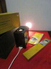 Projecteurs et écrans de photographie ancienne Kodak