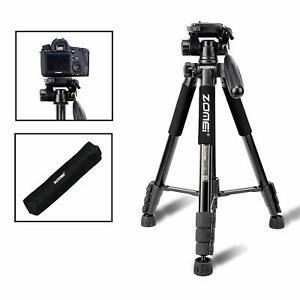 "ZOMEi 55"" Professional Portable Travel Tripod Pan head compact For DSLR Camera"