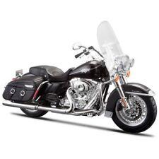 Motocicletas y quads de automodelismo y aeromodelismo color principal negro de escala 1:12