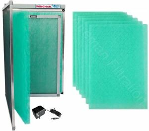16x25x1 Electronic AC Furnace Air Filter With Year Supply- Homeowner Installed!