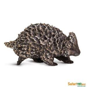 Safari ltd 229329 Porcupine 8 CM Series Wild Animals Novelty 2018