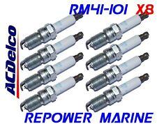 Spark Plug Set 5.0L, 5.7L, 6.2L MPI / GXI, Repl: 33-8M2018369, 41-101, ITR4A15