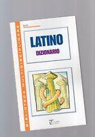 """latino dizionario - serie multidisciplinare - La spiga"""" - libri nuovi"""