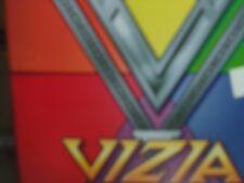 Vizia A Board Game of Strategy and Perception - MJ Games Board Game New!
