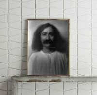 probably Nov. 26, 1931 photograph of Meher Baba Summary: Head and shoulders, fac