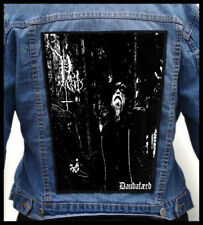 PEST - Dauðafærð  --- Huge Jacket Back Patch Backpatch