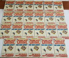 OMAC #1 Warehouse Find Lot of (23) COMICS Jack Kirby HI GRADE Avg NM+ 9.6