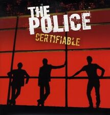 """THE POLICE """"CERTIFIABLE (LIVE)"""" 3 LP VINYL NEW+"""
