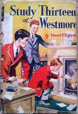 Study Thirteen at Westmore by Edward O England (Victory Press, 1st edition 1956)