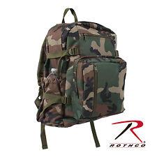 Rothco 88557 Woodland Camo Backpack