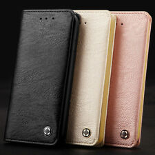 Samsung Galaxy S20 S10 Plus S9/8/7/6/5 Note 8 9  Luxury Wallet Case Cover