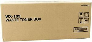 Genuine Konica Minolta WX-103 Waste Toner Box A4NN-WY1 *New*