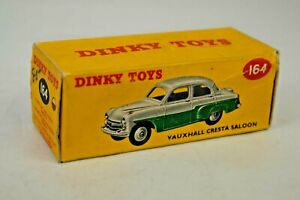Original Box Only For Dinky #164 Vauxhall Cresta Saloon 1957-1960 Very Good Cond