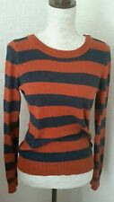 H&M Crew Neck Striped Jumpers & Cardigans for Women