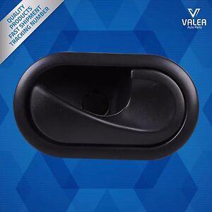 Interior Door Handle BLACK for Renault MEGANE 2 2002-2008 Front&Rear Right Doors