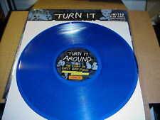 LP:  TURN IT AROUND - Story Of East Bay Punk V/A NEW BLUE VINYL 2xLP RANCID NOFX