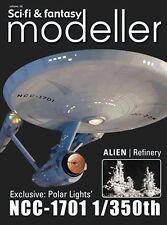 Sci-Fi & Fantasy Modeller #26 USS Enterprise, UFO, Cylon Raider, Alien refinery