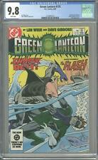 Green Lantern #175 CGC 9.8 (W) No Issue Number on Cover