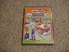 Matchbox Hero City Episode 2 Haunted House (DVD 2004) New! Free 1st Class Ship!