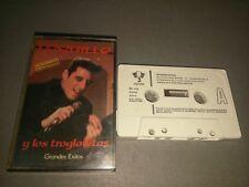 LOQUILLO Y LOS TROGLODITAS GRANDES EXITOS REF KB 512/1987  EDIC ESPAÑA  CASSETTE