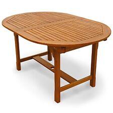Gartentisch ausziehbar holz  Ovale Gartentische | eBay