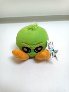 Neopets Green Jubjub Plush 2003 Official Licensed NWT 13731 Thinkway Stuffed Toy