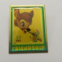 Disney USPS The Art of Disney Stamp Bambi & Thumper Pin