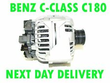 MERCEDES BENZ C-CLASS C180 2000 2001 2002 FULLY RECONDITIONED ALTERNATOR