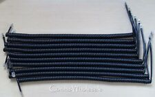 10 x Avaya IP Office 4610 4620 5402 5410 Phone Handset Curly Cord - Black