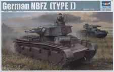 Trumpeter 1/35  German NBFZ (Type I) #05527 #5527 *New*