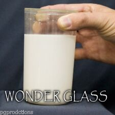 Jumbo Washable Wonder Glass Vanishing Milk Liquid Magic Trick Vanish Plastic Cup