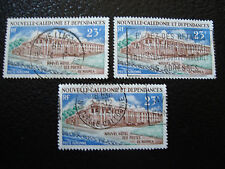 NOUVELLE CALEDONIE timbre yt aerien n° 134 x3 obl (A6) stamp new caledonia