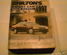 CHILTONS IMPORT SERVICE MANUEL 93-97