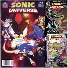 Sonic Universe U PICK comic 1 2 3 4 5 6 7 8 9 10 11-94 2009 Archie Publication