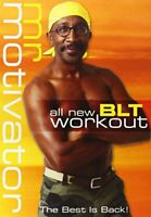 Nuovo Mr Motivator's - Tutti Nuovo Blt Allenamento DVD Regione 2