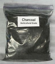 Charcoal Horticultural Soil additive 5 cups free shipping